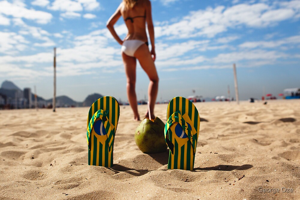 Essential Copacabana  by George Oze