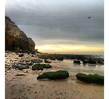 Norfolk coast in Winter Photographic Print