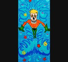 Aquaman Day of the Dead Unisex T-Shirt