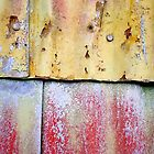 Corrugated Pastels by catherinecachia