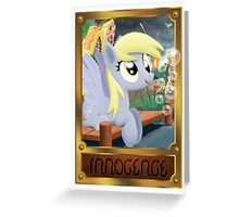 Doomsday Derpy Greeting Card