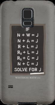 Westerosi Math 101 by JenSnow
