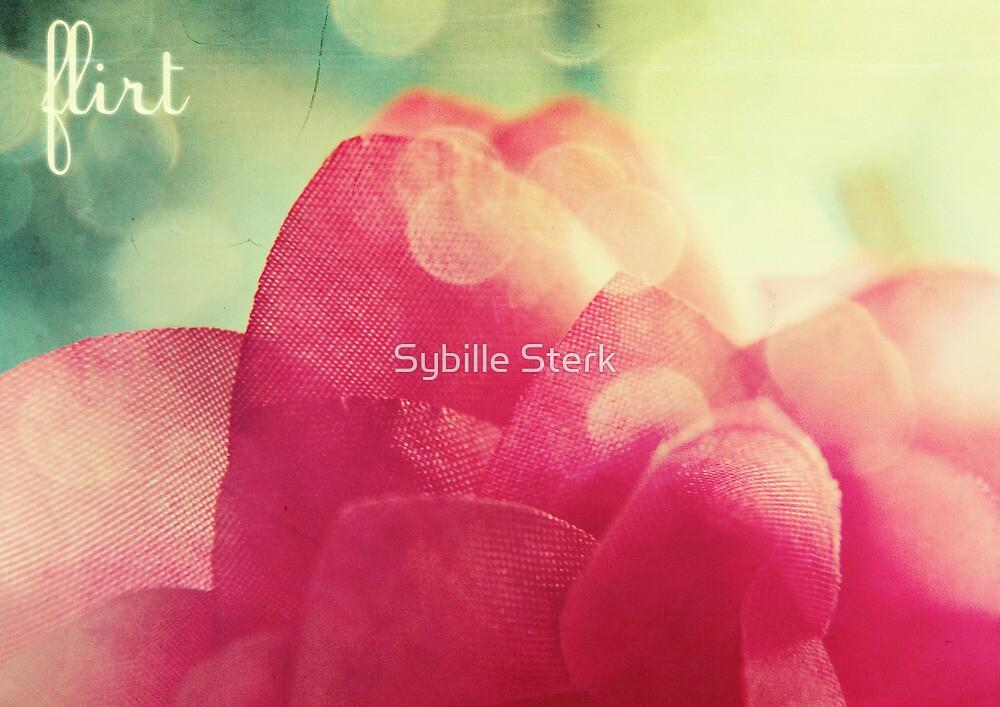 Flirt by Sybille Sterk