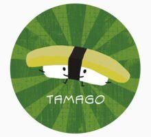 Tamago (Egg Omelet Sushi) Kids Clothes