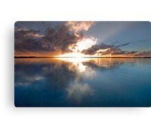 GLORY -Redland Bay Qld Australia Canvas Print