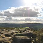 Brimham Rocks, North Yorkshire by xBeanie91x