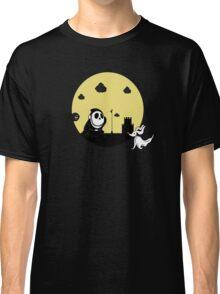 Shy Skellington Classic T-Shirt