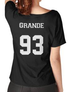 Ariana Grande Women's Relaxed Fit T-Shirt