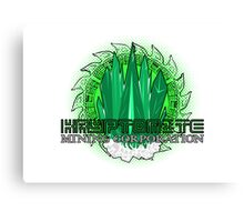 Kryptonite Mining Corporation Canvas Print
