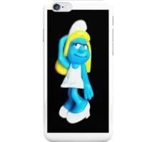 SMURFETTE IPHONE CASE iPhone Case/Skin