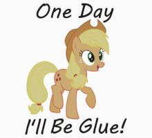"Apple Jack ""One Day Ill Be Glue:  by slkr1996"