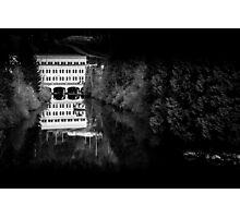 Stave Falls Dam Photographic Print