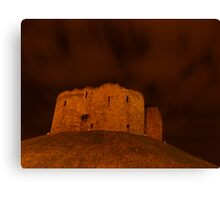Tower in York Canvas Print