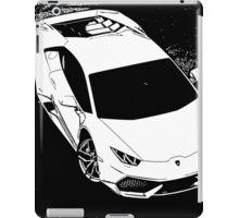7 Lamborghini Huracan By Chris McCabe - DRAGAN GRAFIX iPad Case/Skin