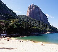 Vermelha Beach by George Oze