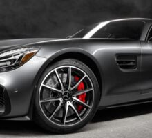 2016 Mercedes AMG GTS Sticker