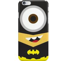 Despicable Me Minion Superheroes Batman iPhone Case/Skin