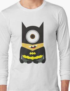 Despicable Me Minion Superheroes Batman Long Sleeve T-Shirt