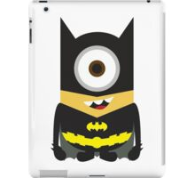 Despicable Me Minion Superheroes Batman iPad Case/Skin