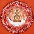 Buddha : Sacral Chakra  by danita clark