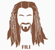 An Unexpected Sticker: Fili by geeksweetie
