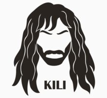 An Unexpected Sticker: Kili by geeksweetie