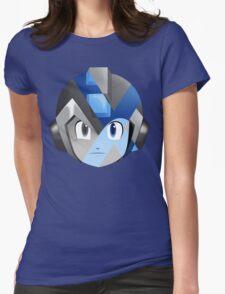 X-Megamen Womens Fitted T-Shirt