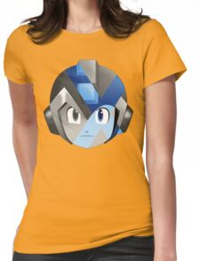 X-Megamen Womens Fitted T-Shirt
