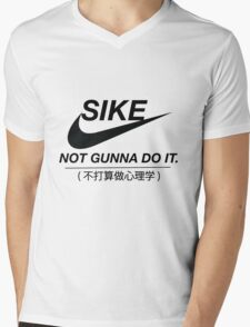 Psych Aesthetic  Mens V-Neck T-Shirt