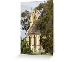 All Saints Whittlesea Greeting Card
