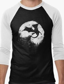 Midnight Desolation Men's Baseball ¾ T-Shirt