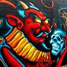 Nashville Graffiti 24 by Stuart Steele