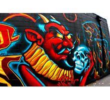 Nashville Graffiti 24 Photographic Print