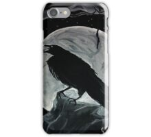 cave raven iPhone Case/Skin