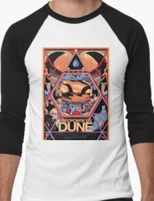 Jodorowsky's Dune Men's Baseball ¾ T-Shirt