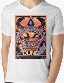 Jodorowsky's Dune Mens V-Neck T-Shirt