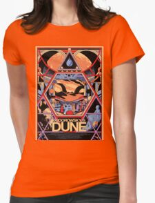 Jodorowsky's Dune Womens Fitted T-Shirt
