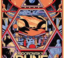 Jodorowsky's Dune by olusen