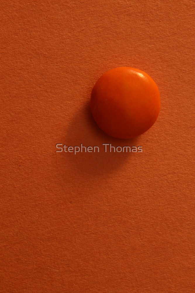 Simply Orange by Stephen Thomas