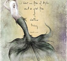 i must be a mermaid by Beth Conklin