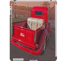My Red Truck iPad Case/Skin
