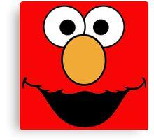 Sesame Street Elmo Canvas Print