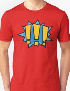 COMIC BOOK: !!! T-Shirt