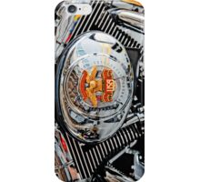 Chrome Harley Engine iPhone Case iPhone Case/Skin