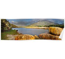 Tidal River, Wilsons Promontory, Victoria, Australia Poster