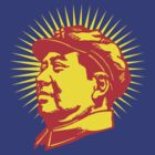 Chairman Mao plain by monsterplanet