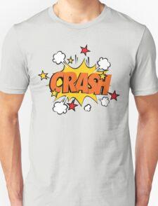 COMIC BOOK: CRASH! T-Shirt