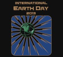 International Earth Day 2013 Baby Tee