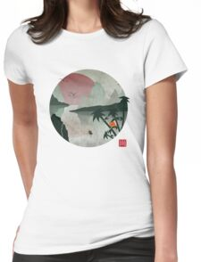 Two Of Seven Womens Fitted T-Shirt