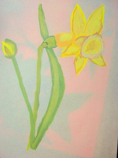 Daffodil by amybcraft77